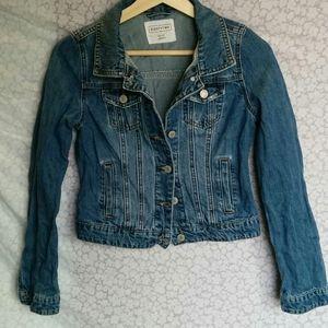 Eightytwo jeans jacket XS